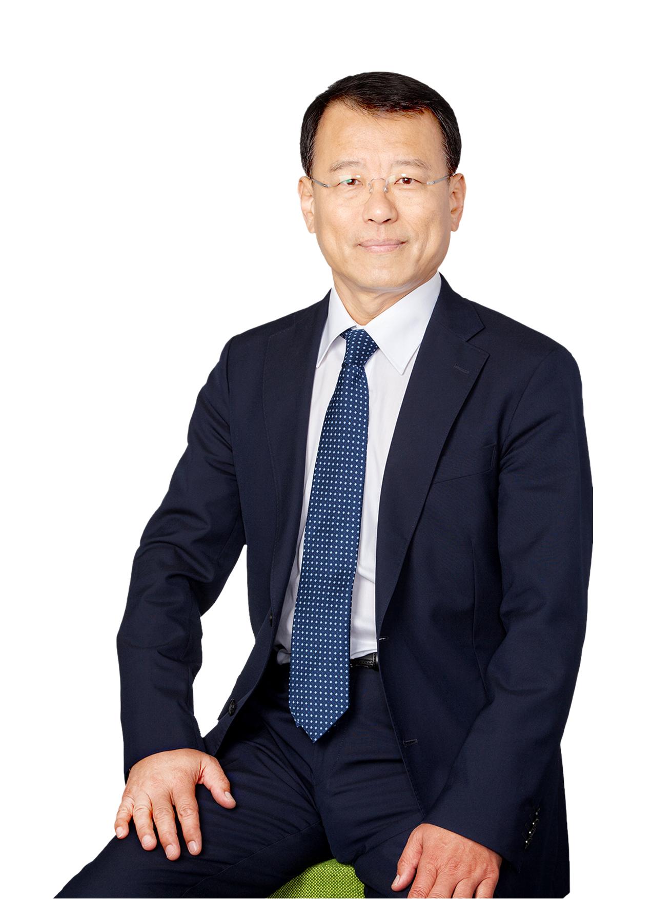 爱立信中国总裁赵钧陶