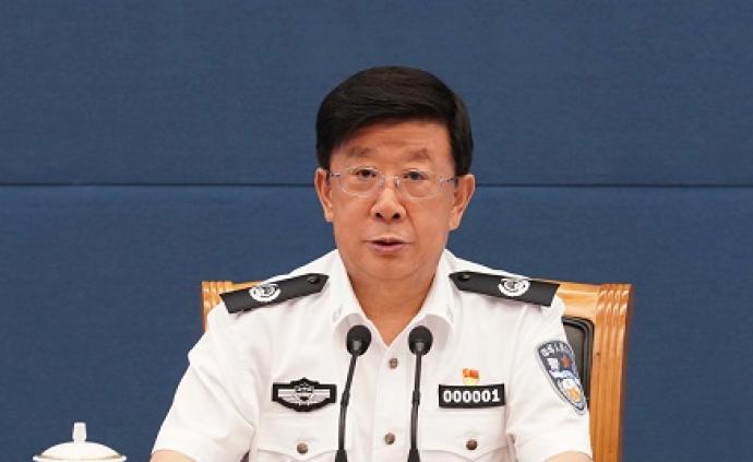 趙克志:全力做好防汛救災工作,堅決確保社會大局穩定