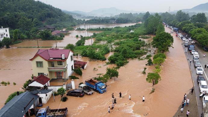 国家防总:7月以来洪涝灾害造成24省区市1841万人受灾