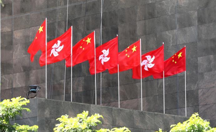 """美国所谓""""香港自治法案""""签署成法,外交部:将做出必要反应"""