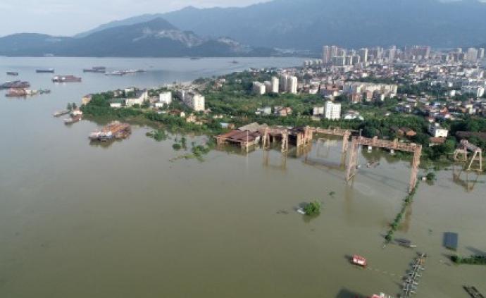 江西省水利廳:近日還有兩次降雨,長江中上游來水將明顯加大
