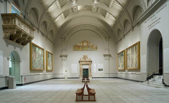 """英國V&A博物館8月重開,新升級""""拉斐爾展廳""""11月亮相"""
