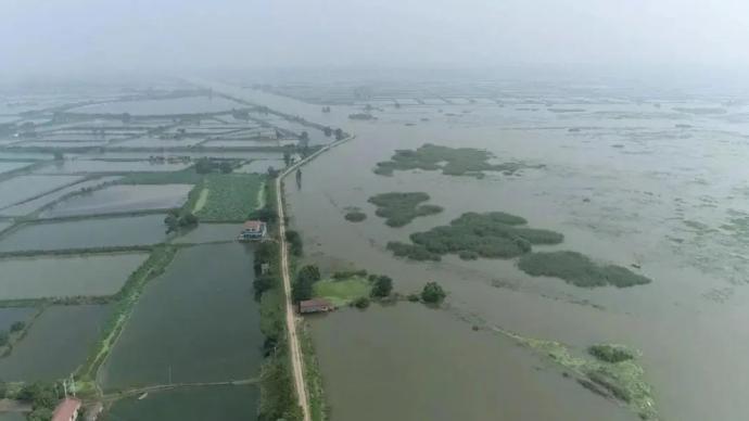 荊州入梅經歷6次強降雨兩百余萬人次受災,防汛保持戰時狀態