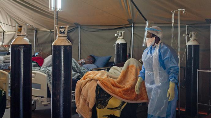 南非連續六天單日新增過萬,礦產部長確診新冠肺炎