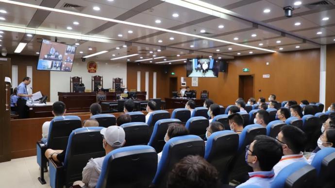 涉貪污巨額資金受賄八百多萬,杭州公交集團原總經理助理受審