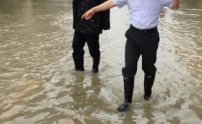 苏州市防汛应急响应提至II级,主要河湖水位持续上涨