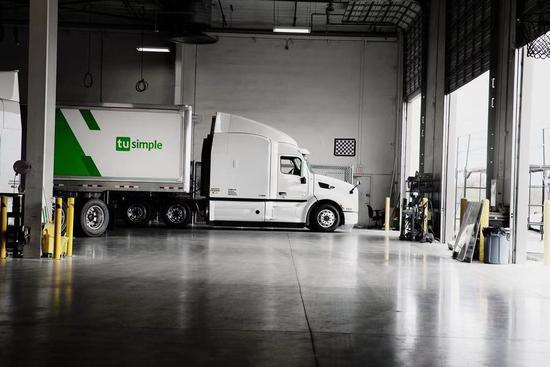 7月2日,图森未来在美国启动全球首个无人驾驶货运网络(Autonomous Freight Network, AFN)。