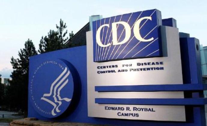 美国部分疫情数据已从疾控中心网站上删除