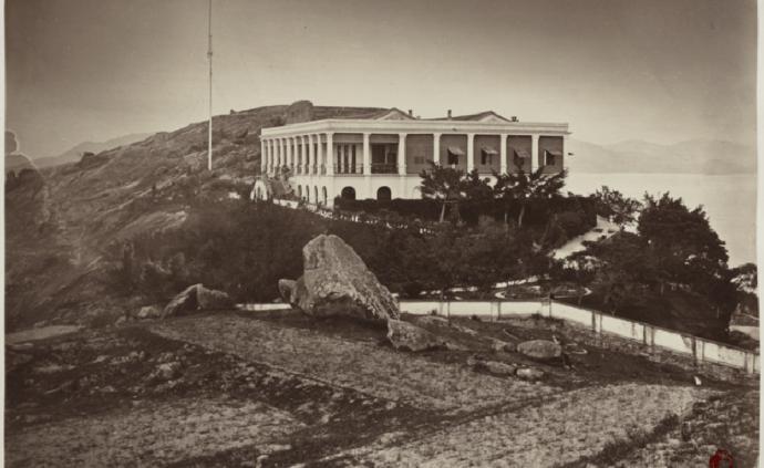 看展览|百年琴岛:美国摄影师镜头下140年前的鼓浪屿