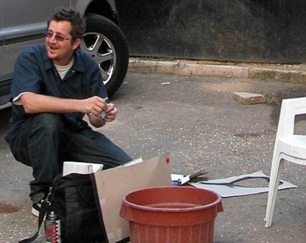 2004年,甘宁汉在牙买加拍摄的照片