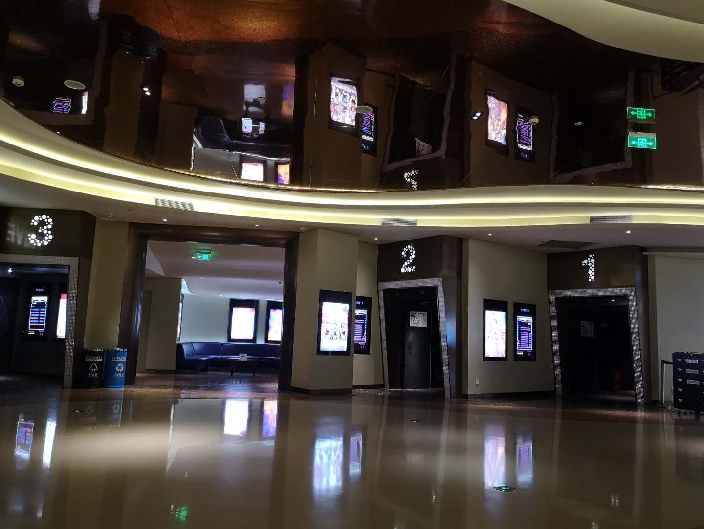 空旷的电影院