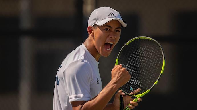 從興趣到職業,網球少年13年的堅守是怎樣被培養起來的
