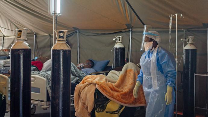 """世卫组织:南非疫情恶化恐为非洲疫情暴发的""""先兆"""""""