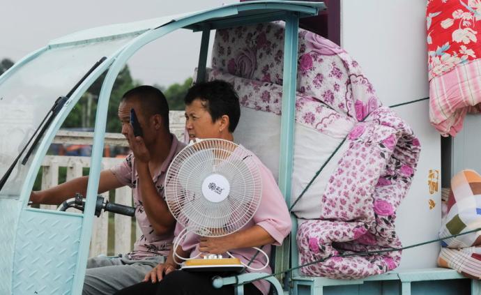 抗洪记|安徽庐江石大圩决堤:一天之内4.5万居民紧急转移