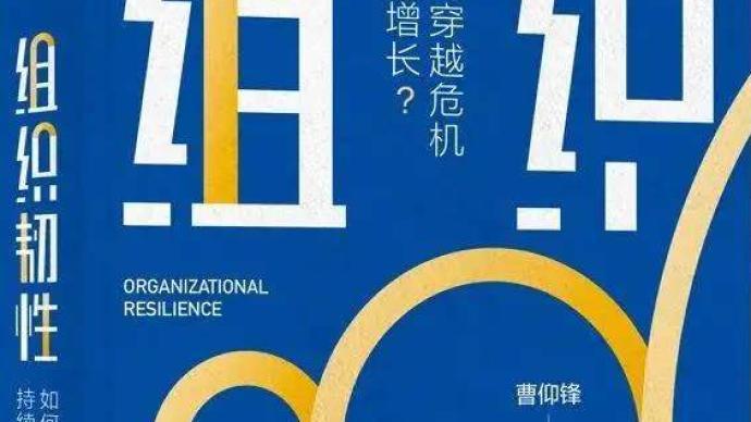 """中國企業需要強大的""""組織韌性"""""""