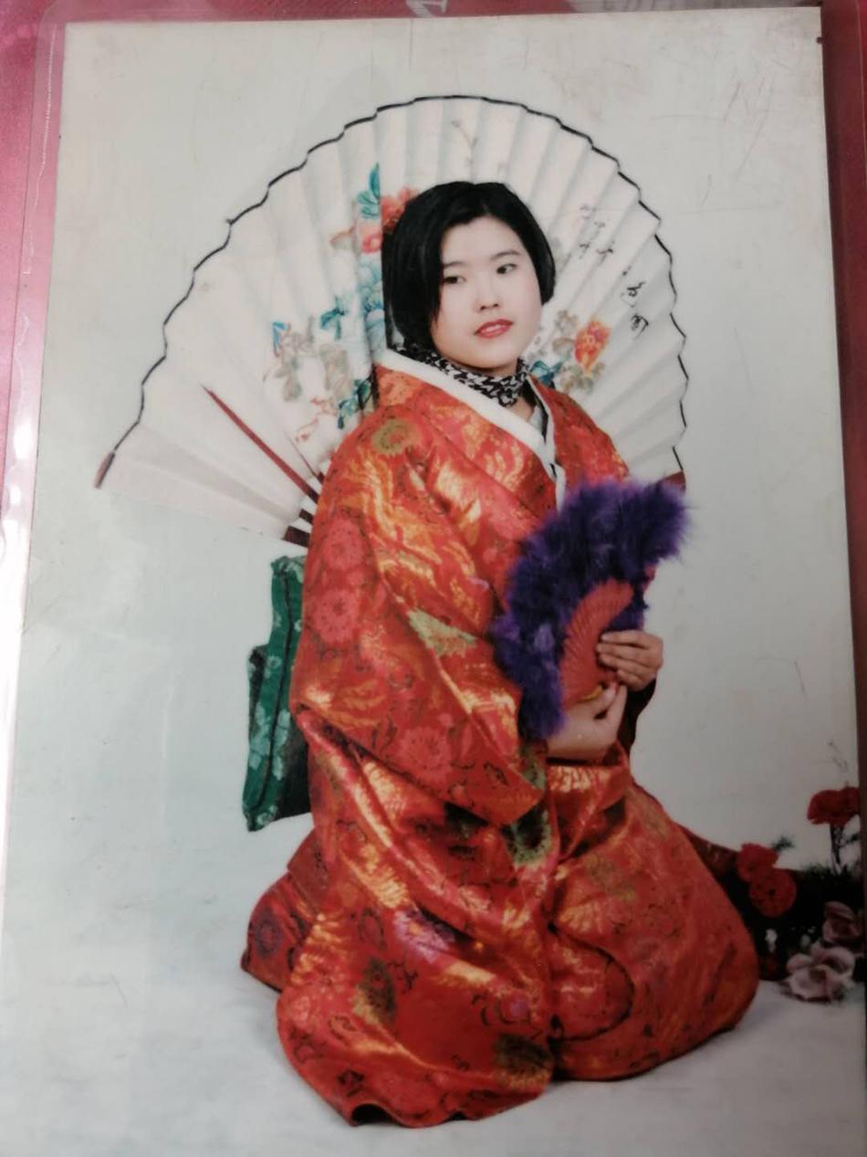 王晓玲艺术照