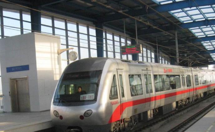 大連:地鐵3號線大連灣站封站,所有列車通過不停車