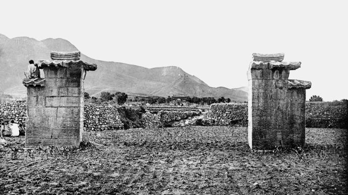 荣新江:法国汉学家沙畹和他的中国考古记