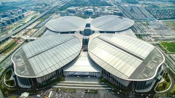 第三屆進博會世界500強企業參展數量已達到往屆規模