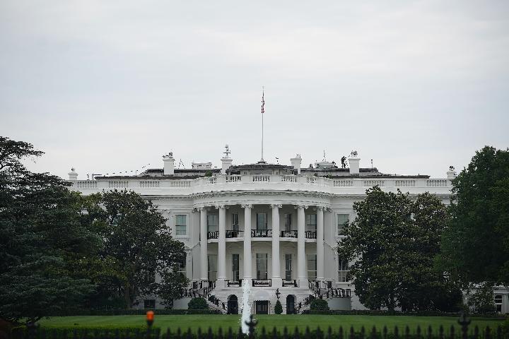 白宫  新华社 资料图