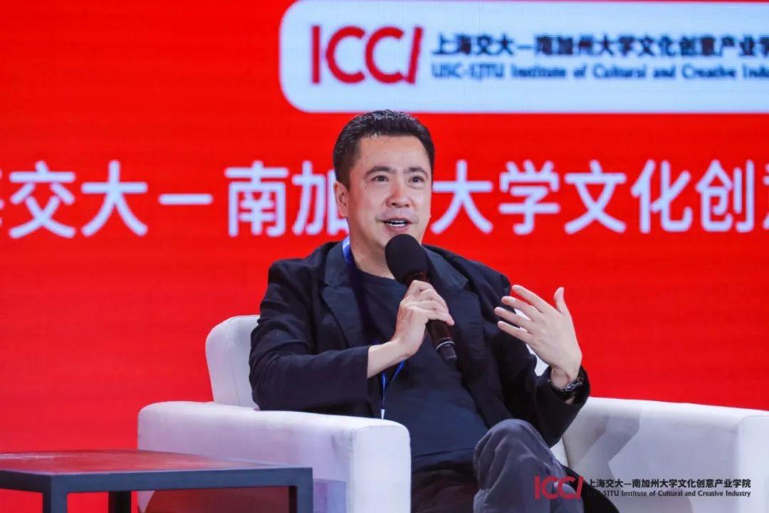 华谊兄弟副董事长、CEO王中磊