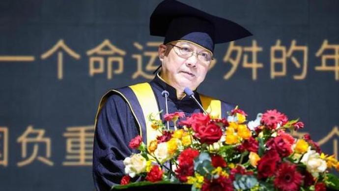 """中國美術學院院長""""換帥"""":許江卸任,高世名接任"""