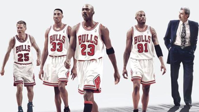 詮釋籃球之神,喬丹紀錄片《最后之舞》獲三項艾美獎提名