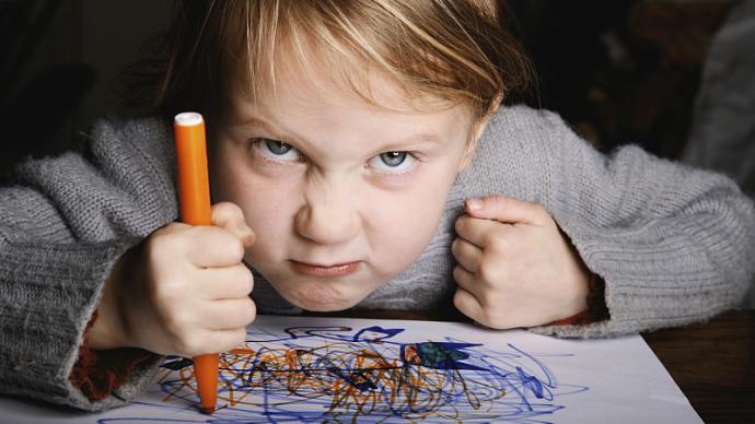 心理问答  如何面对孩子的负能量