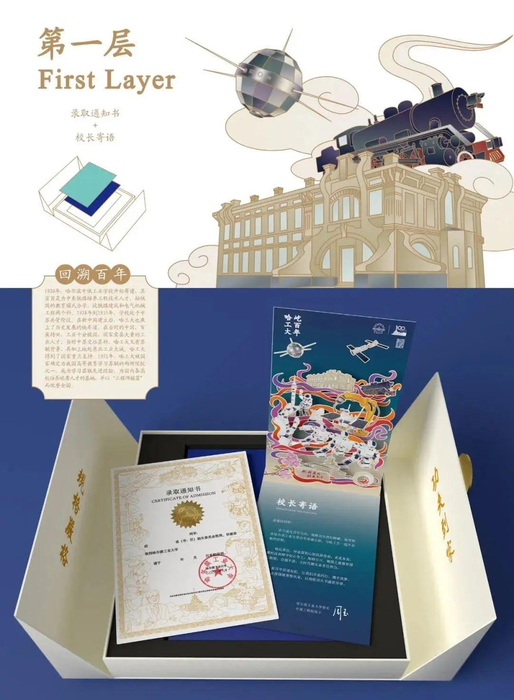 哈尔滨工业大学2020年录取通知书