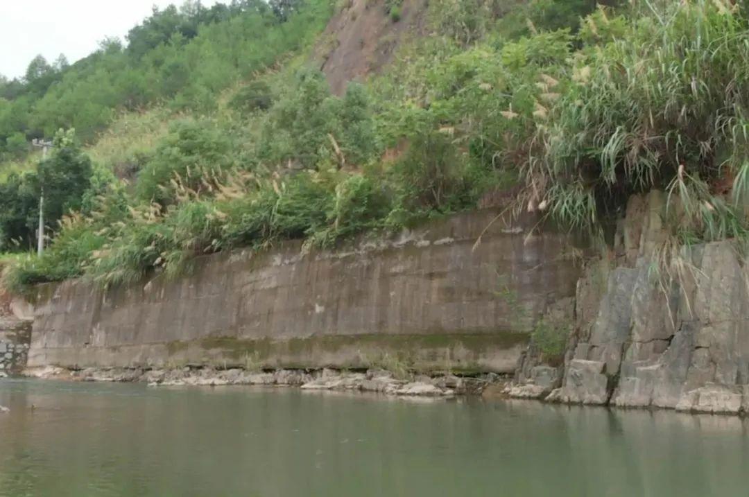 王亮就是从这5米陡壁上一跃而下。