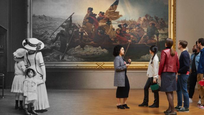 """国际博物馆人""""云上对话"""":疫情下博物馆的力量"""