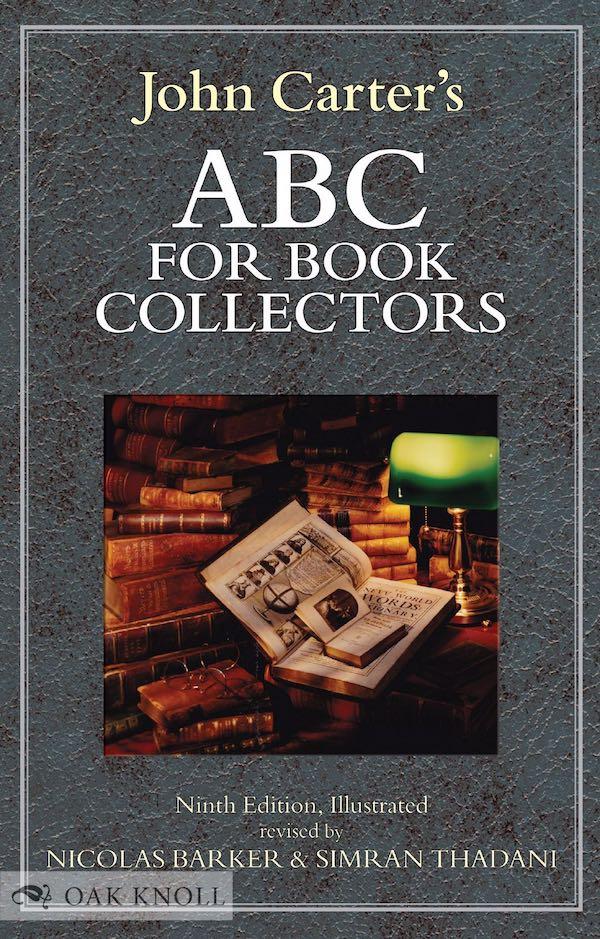 不同版本的《书籍收藏ABC》