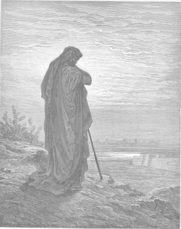 Gustave Doré绘阿摩司