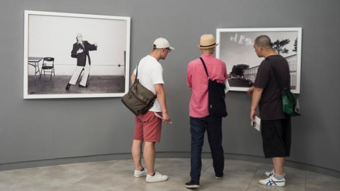 看展览|埃里克·索斯中国个展:空间、距离及重建联系的可能