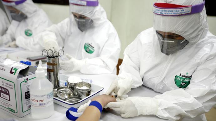 全球疫情晚报 印度日增确诊再破纪录,日本连续三天新增过千