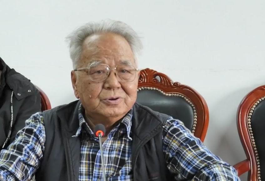 王老师在2019年11月3日会上发言:这是王老师参加的最后一次学术活动,出版社摄有高清录像,留给我们无尽的想念。