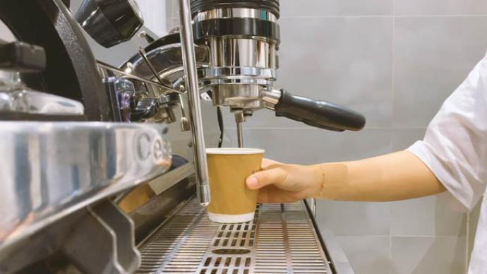 守业纪事|咖啡店