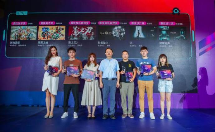 推动游戏产业内容创作,中国原创艺术类游戏颁奖典礼上海举办