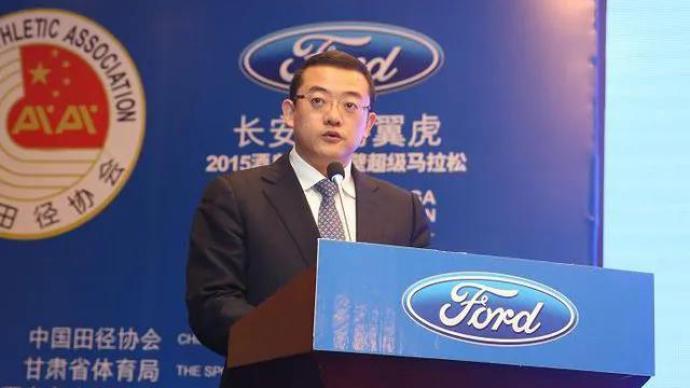 陳曉波三年后回歸,出任長安福特全國銷售服務機構副總裁
