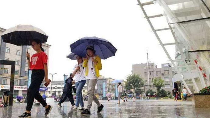 應急管理部發布預警提示:未來三日多地有強降水和強對流天氣