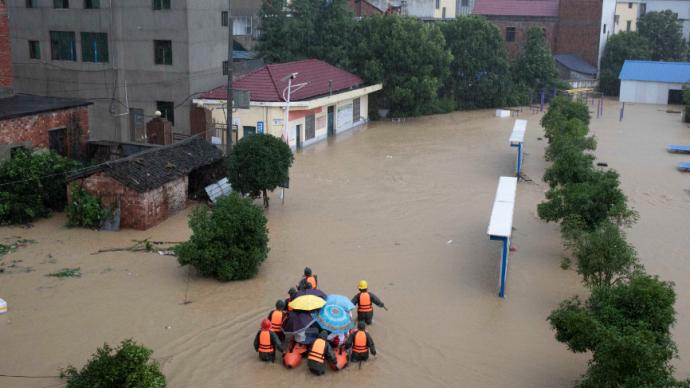 兩部門:鼓勵基層群眾性自治組織參與城鄉社區防汛救災工作