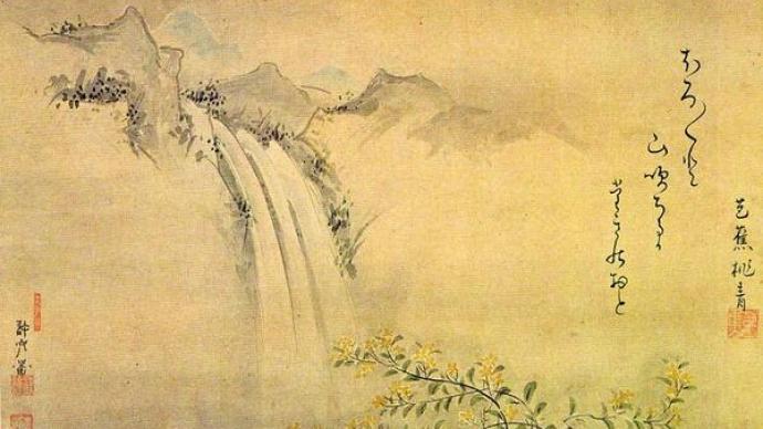 八十本书环游地球︱日本:《奥之细道》
