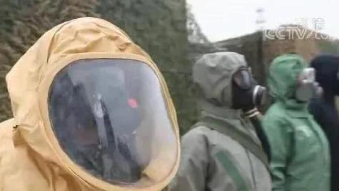 中國首款自主研制重型防護服上線