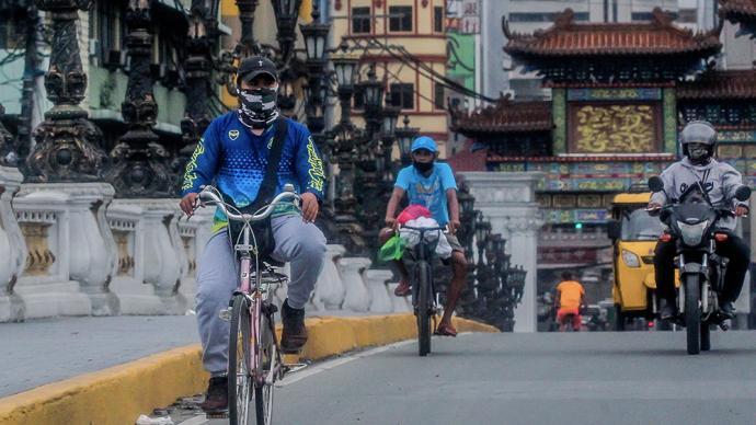 全球疫情晚报 哥伦比亚确诊数全球第十,菲律宾一周新增三成