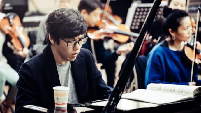 2天挑战5部贝多芬钢琴协奏曲,张昊辰整装待发回归舞台