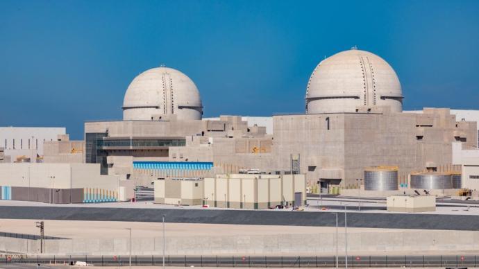减少石油依赖,阿联酋首座核电站开始运行