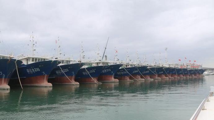 应急管理部:关闭沿海52个景区景点,海上作业渔船有序撤离