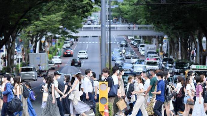 日本新冠累计确诊病例超4万例