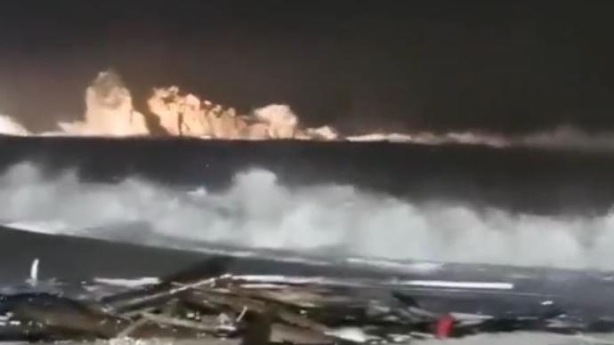 """应对第4号台风""""黑格比"""",浙江省已转移381375人"""