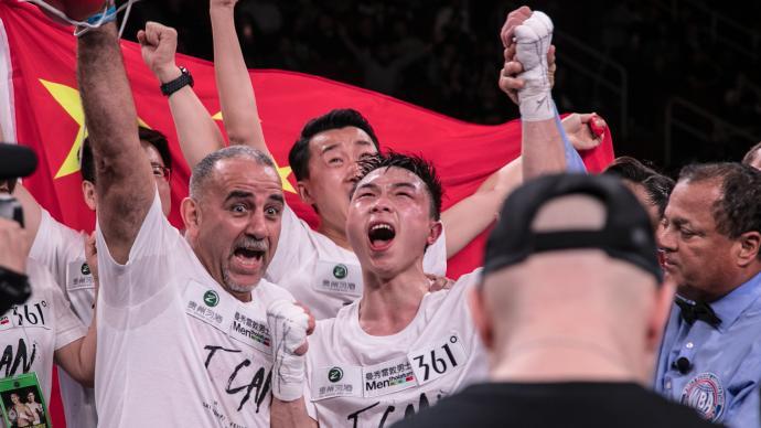 中国拳击再获顶级商业赞助,3年力争打造五位世界拳王